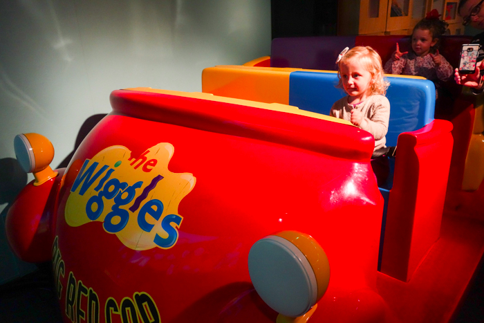 Wiggles Kids Room