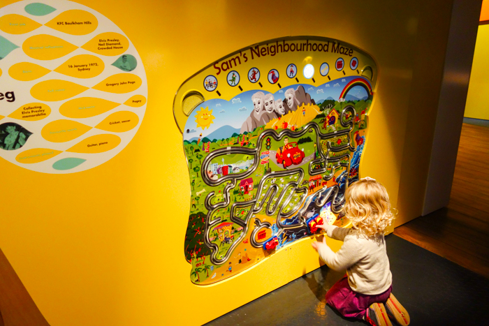 #Wiggles #Exhibition at the #PowerhouseMuseum #Sydney #australia via brunchwithmybaby.com