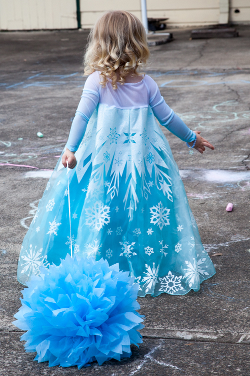 #Frozen #birthday #party via akissgoodnight.co