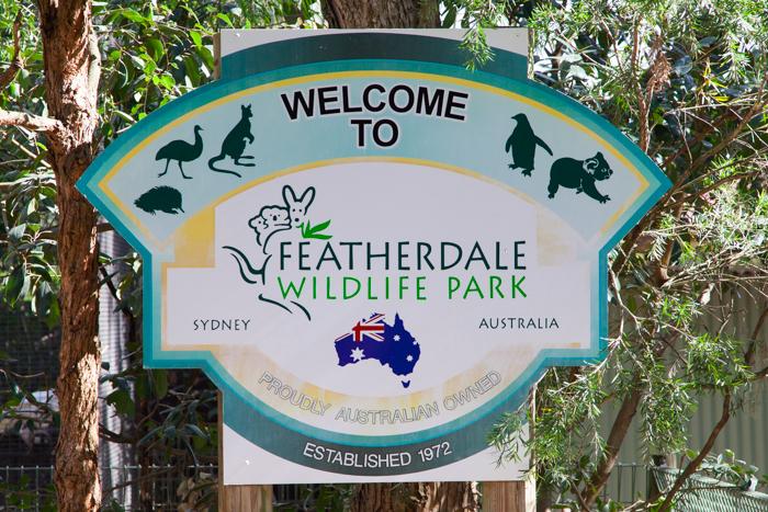 Featherdale #Wildlife Park #Sydney #Australia via brunchwithmybaby.com