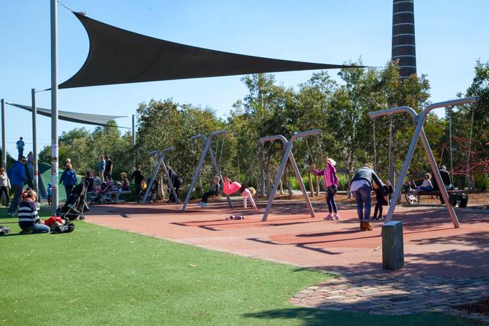Sydney Park #Australia #playground #sydney via brunchwithmybaby.com