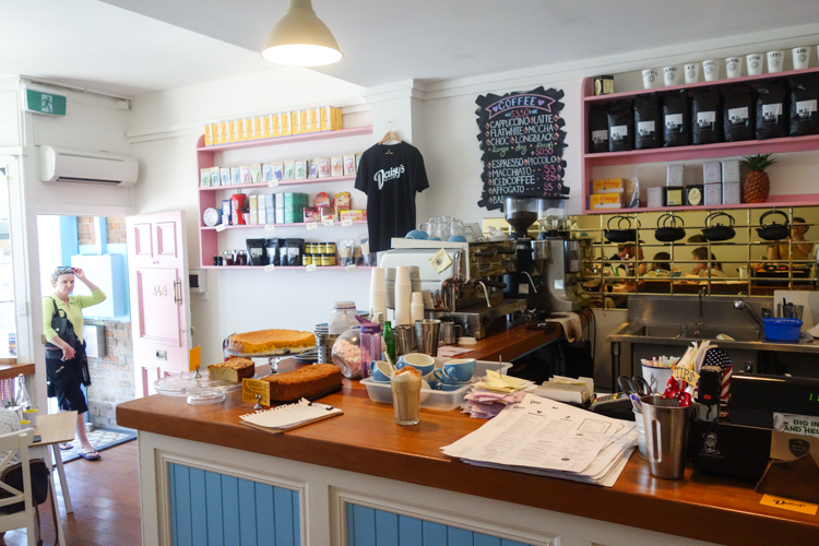 Daisys Milk Bar Petersham: kid-friendly cafes, #Sydney Inner West via brunchwithmybaby,com