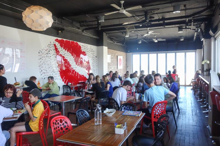 A Day At San Souci Beach + Kiss The Barista Cafe #Sydney via brunchwithmybaby.com