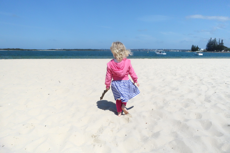 A Day At San Souci Beach + Kiss The Barista Cafe #Sydney via brunchwithmybaby.com