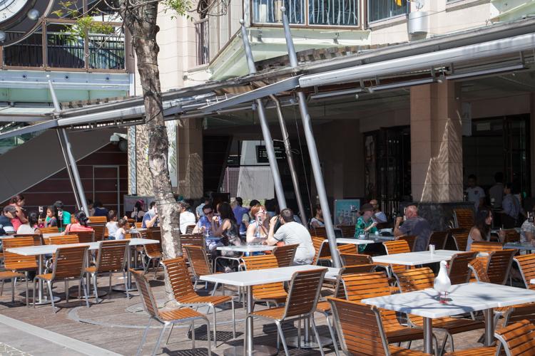 A Day In The Darling Quarter #lindtcafe #darlingharbour #Sydney via brunchwithmybaby.com