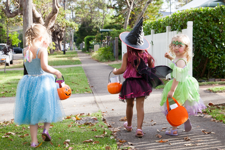 #Halloween in #Sydney via christineknight.me