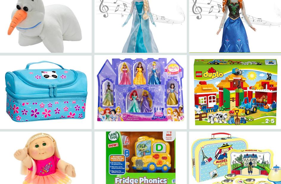 #Christmas #Giftguide for Preschool Girls via christineknight.me