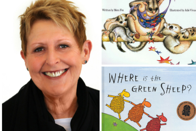 Mem Fox: The Story Behind Possum Magic & Why You Should Read To Your Kids #authors #possummagic #whereisthegreensheep #kidsbooks via christineknight.me