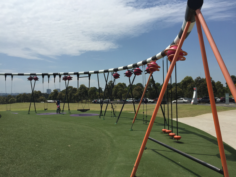 Blaxland Riverside Playground via christineknight.me