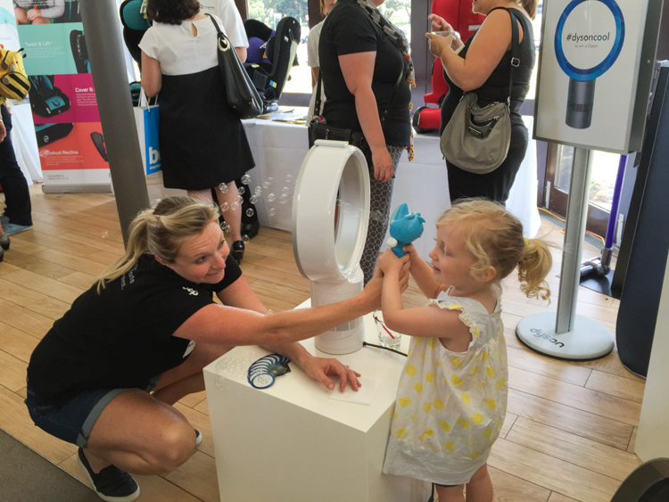 Beat The Heat With Dyson Cool via christineknight.me