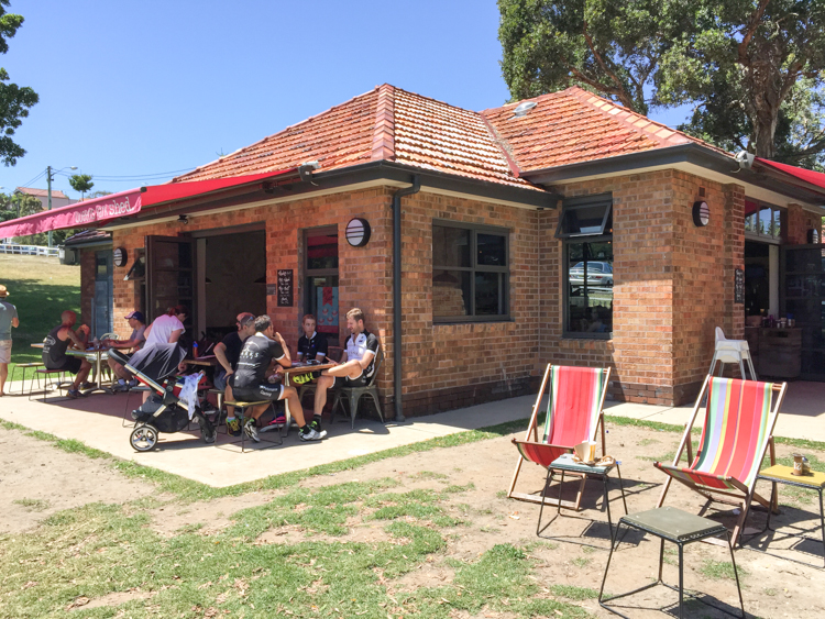 Queens Park Shed Kid Friendly Cafes Randwick Sydney