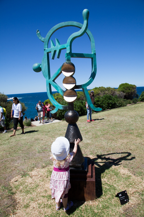 how to get to sculpture by the sea bondi