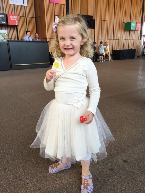 First Ballet