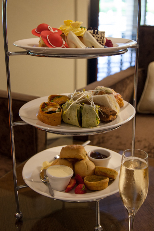 Sheraton On The Park Fashion High Tea via christineknight.me