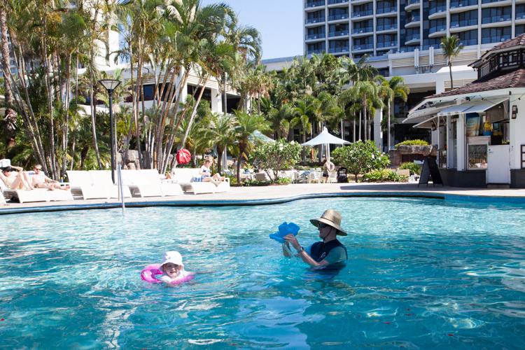 Surfers Paradise Marriot Resort, Queensland via christineknight.me
