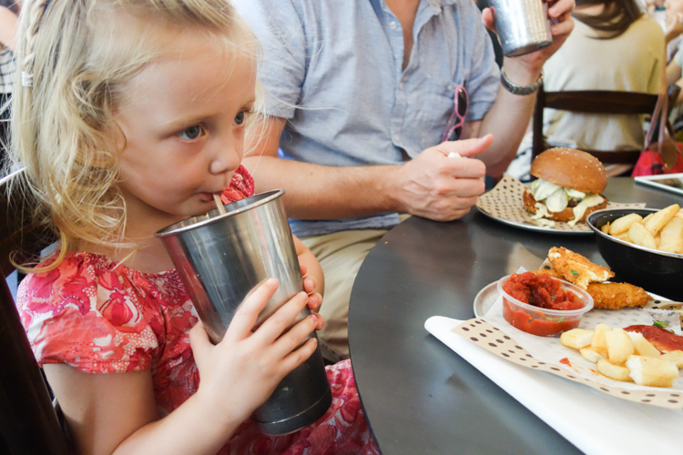 Chur Burger: #Kidfriendly #cafes #sydney via christineknight.me