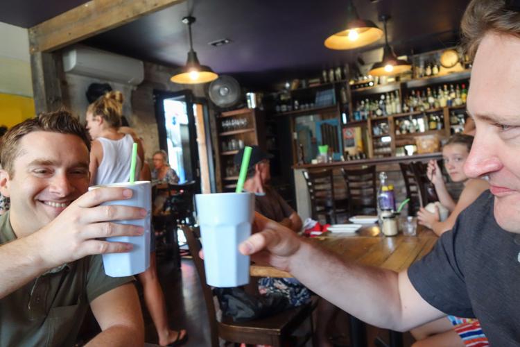 Three Blue Ducks: Kid-Friendly Cafes, Bronte #Sydney via christineknight.me