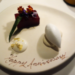 Fifth Wedding Anniversary at Aria and Quay Grand Pullman, Sydney
