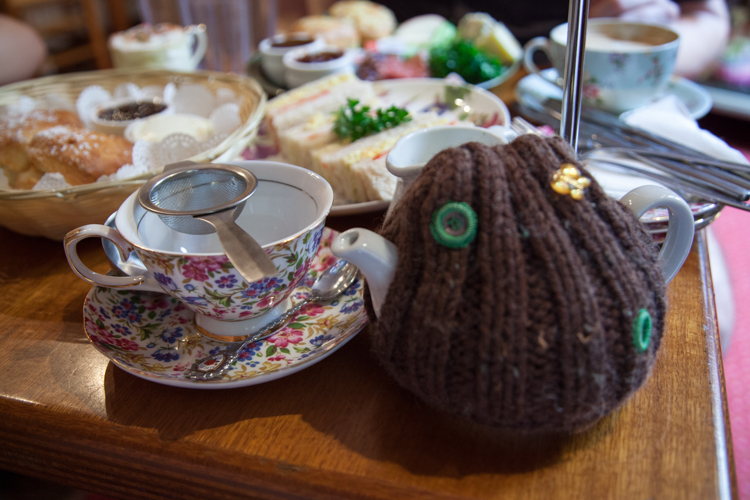 Tea Cosy: Sydney's Best Afternoon Tea Spots via christineknight.me