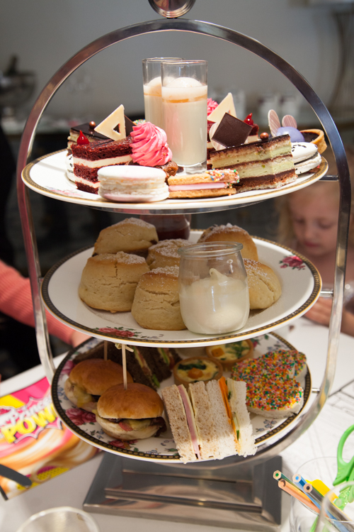 Barbie High Tea at The Langham Hotel #Sydney #Barbie via christineknight.me