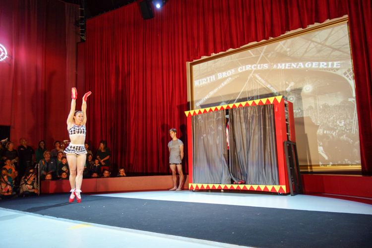 Circus Factory, Powerhouse Museum #Sydney via christineknight.me