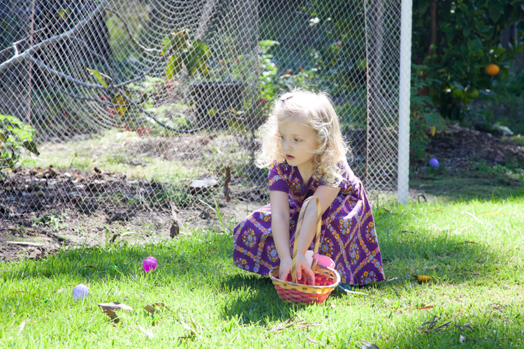 #Easter Sunday & Easter Egg Hunt #easteregghunt via christineknight.me