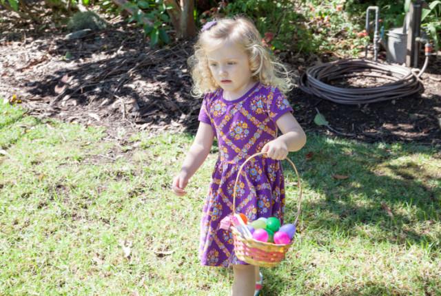 #Easter Sunday & Easter Egg Hunt #easteregghunt via christineknight.me