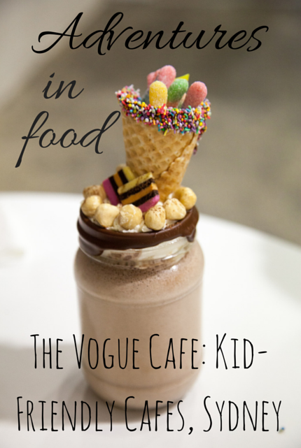 The Vogue Cafe: Kid-Friendly Cafes #Sydney via christineknight.me