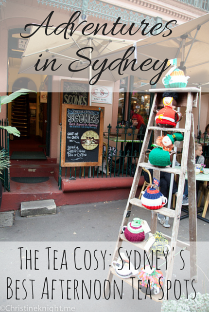 The Tea Cosy: #Sydney's Best Afternoon Tea Spots via christineknight.me