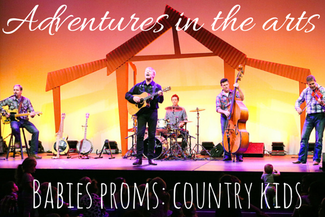 Babies Prom: Country Kids