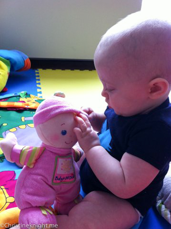 A Tale Of A Lost Doll #lovie #parenting via christineknight.me