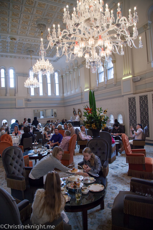 Afternoon Tea at the QVB: #hightea #kidfriendly #Sydney via christineknight.me