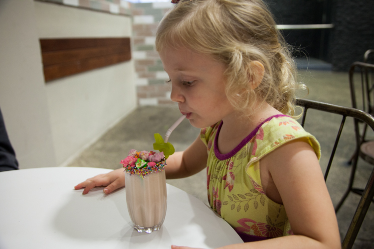 The Vogue Cafe, #Sydney #kidfriendly via christineknight.me
