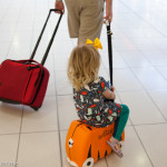 What To Pack When Flying With Kids