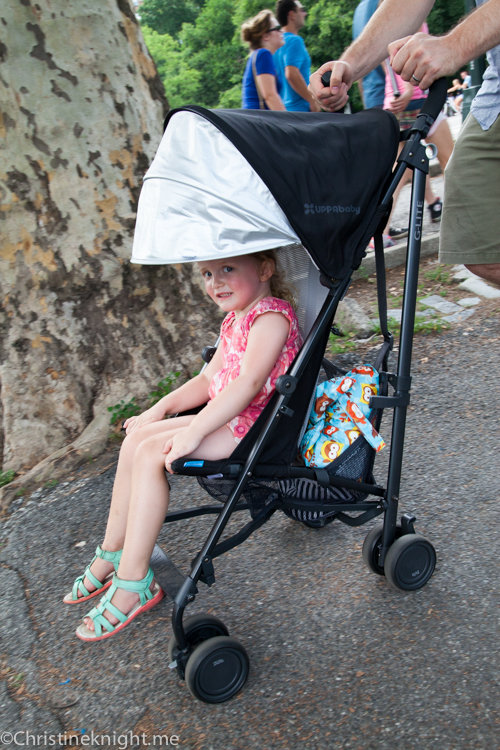 On The Town With The Uppababy GLITE