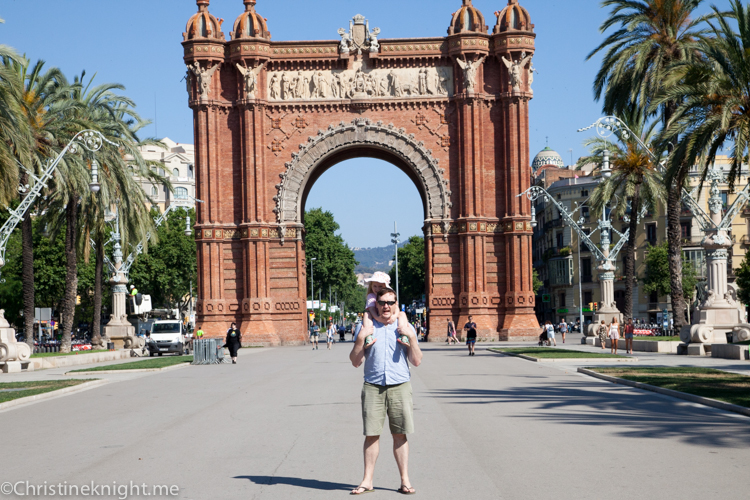 #Barcelona with Kids via christineknight.me