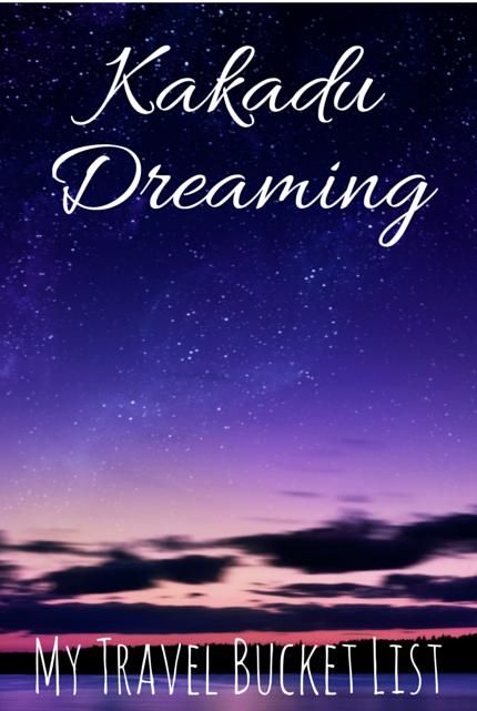 Kakadu Dreaming: My Travel Bucket List via christineknight.me #travel