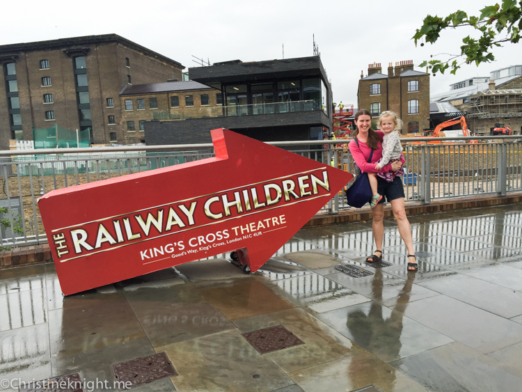 The Railway Children #London via christinekinight.me