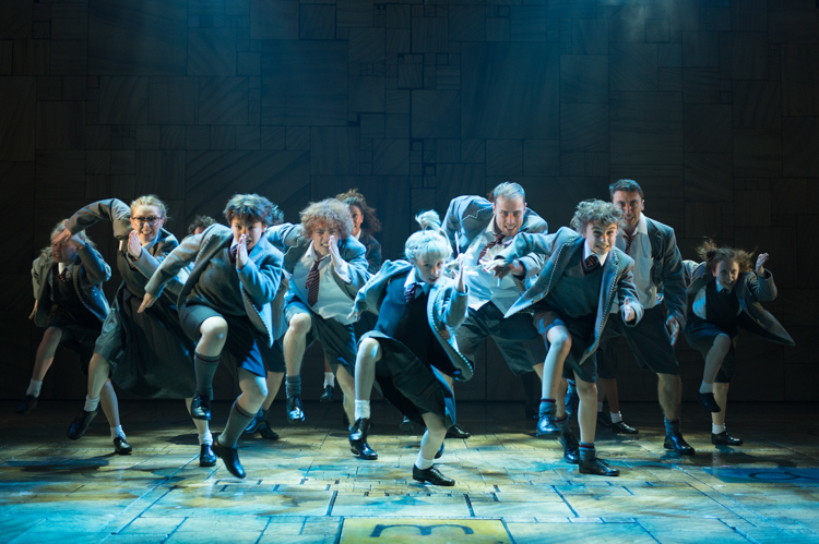 Matilda The Musical via christineknight.me