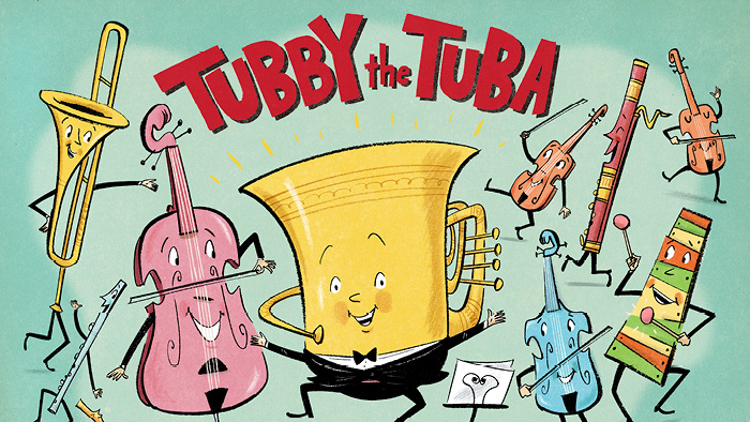 Babies Proms Tubby the Tuba
