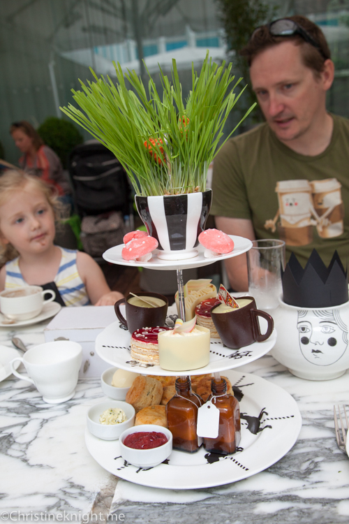 Mad hatter Tea #London via christineknight.me