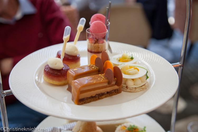Shangri La Hotel Afternoon Tea via christineknight.me