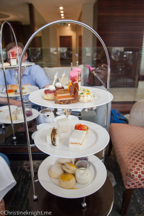 Shagri La Hotel Afternoon Tea via christineknight.me