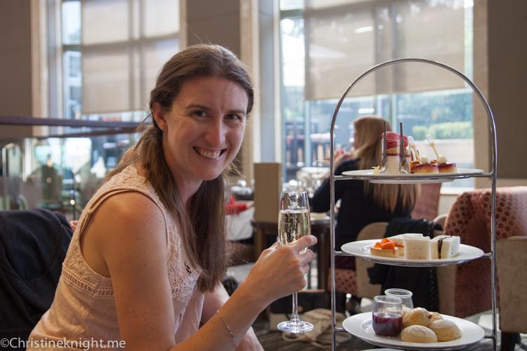 Shagri La Hotel Afternoon Tea via christineknight.me