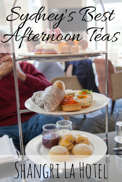 Shangri La Hotel: Sydney's Best Afternoon Teas via christineknight.me