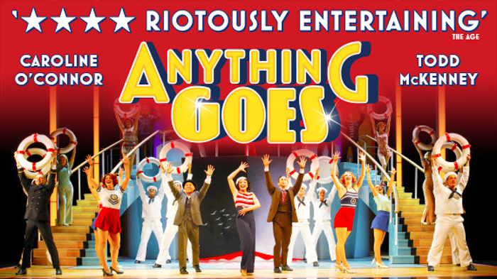 Anything Goes via christineknight.me