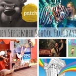 September School Holidays in Sydney