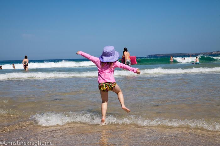 Bondi Beach via christineknight.me