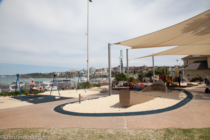 Bondi Beach Playground via christineknight.me