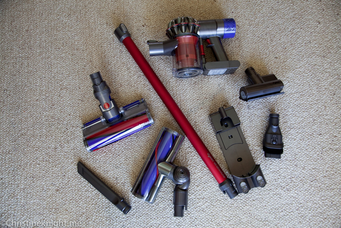 Dyson V6 Absolute review via christineknight.me